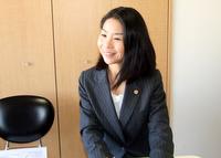 墨田区 弁理士 野川特許事務所の野川夏香先生を取材!! 写真