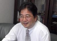 三鷹市 税理士・FP(ファイナンシャルプランナー) 清水明夫税理士事務所の清水明夫先生を取材!! 写真