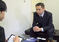 さいたま市 税理士 田崎会計事務所の田崎裕史先生を取材!! 写真