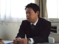 渋谷区 土地家屋調査士 内藤登記測量事務所の内藤寛之先生を取材!! 写真