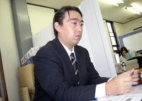 世田谷区 公認会計士 丹羽総合会計事務所の丹羽克裕先生を取材!! 写真