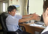 国分寺市 社会保険労務士 大橋社会保険労務士事務所の大橋達樹先生を取材!! 写真