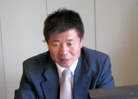 新宿区 税理士 趙税理士事務所の趙博來先生を取材!! 写真