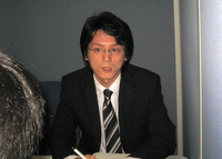 さいたま市 司法書士・行政書士 はらだ司法書士行政書士事務所の原田康伸先生を取材!! 写真
