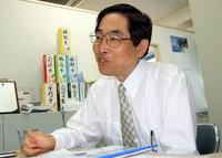 大田区 税理士 檜山税理士事務所の檜山大介先生を取材!! 写真