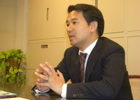 国立市 司法書士 近藤誠司法書士事務所の近藤誠先生を取材!! 写真