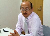 国立市 税理士 大石会計事務所の大石豊司先生を取材!! 写真