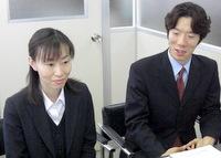 所沢市 税理士 シン中央会計の篠塚啓三先生・守永紀子先生を取材!! 写真