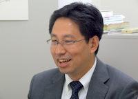 千代田区 税理士 谷口敏文税理士事務所の谷口敏文先生を取材!! 写真