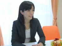 奈良市 司法書士 かえで司法書士事務所の高木智恵先生を取材!! 写真