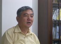 大田区 沢田国際特許事務所の弁理士 沢田雅男先生を取材!! 写真