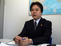 千代田区 行政書士 BOC行政法務事務所の小野義則先生を取材!! 写真