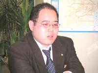 品川区 山下税理士事務所の山下哲広先生を取材!! 写真