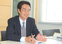 千代田区 税理士 税理士法人アクティブイノベーションの大井敏生先生を取材!! 写真