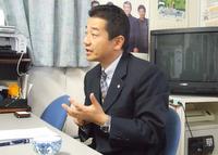 神奈川県川崎市 保険相談センター株式会社ベストの安藤勝也社長を取材!! 写真