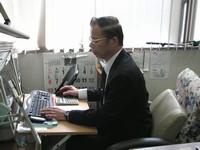 文京区 司法書士 安藤事務所の安藤剛史先生を取材!! 写真