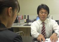 中央区の税理士 株式会社コンサル・ネクスト会計事務所の三ヶ尻忠敬先生を取材!! 写真