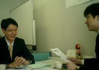 埼玉県さいたま市 【遠藤克俊税理士事務所】 の遠藤先生を取材!! 写真