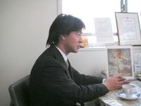 豊島区の五本木司法書士・土地家屋調査士事務所の五本木隆行先生を取材!! 写真