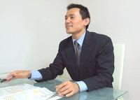 板橋区 社会保険労務士 後藤社会保険労務士事務所の後藤正英先生を取材!! 写真