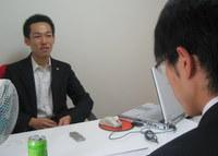 墨田区 社会保険労務士・行政書士 あおい綜合法務事務所の萩原徳仁先生を取材!! 写真