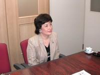 渋谷区 税理士 税理士法人スライベックスの匹野房子先生を取材!! 写真