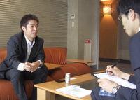 渋谷区 税理士 税理士法人イデアコンサルティングの伊東大介先生を取材!! 写真