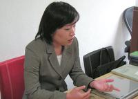 新宿区 行政書士木村事務所の木村綾子先生を取材! 写真