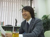 千代田区 弁護士 フランテック法律事務所の金井高志先生を取材!! 写真