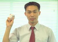 千代田区 社会保険労務士 加藤労務士事務所 ヒューマン・コンサルの加藤智則先生を取材!! 写真