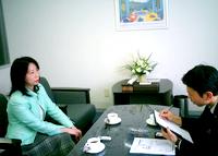 埼玉県さいたま市 アイケイオフィスの河崎陽子先生を取材! 写真