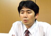 横浜市 税理士 北野真聖税理士事務所の北野真聖先生を取材!! 写真