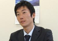 所沢市 税理士 北澤潤平税理士事務所の北澤潤平先生を取材!! 写真