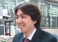 中央区 税理士 栗城慎一税理士事務所の栗城慎一先生を取材!! 写真