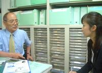 江戸川区 宮﨑労務管理事務所の宮﨑努先生を取材!! 写真