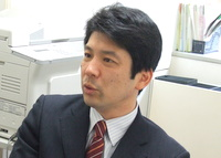 渋谷区 社労士・中小企業診断士 オフィス内藤の内藤史憲先生を取材!! 写真