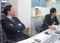 新宿区の社労士 鈴木労務経営事務所の鈴木崇先生を取材!! 写真
