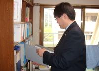 品川区 社会保険労務士 行政書士 鈴木事務所の鈴木祐一郎先生を取材!! 写真