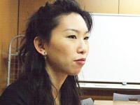 葛飾区 行政書士事務所の多田ゆり子先生を取材!! 写真