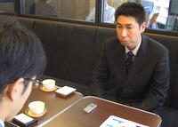 渋谷区 税理士 あさひ総合会計事務所の高橋昭博先生を取材!! 写真