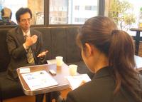 葛飾区 クオレ行政労務オフィスの徳田雅裕先生を取材!! 写真