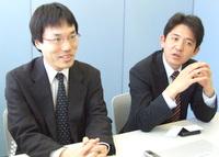 千葉市 司法書士 司法書士法人つばさ総合事務所の大久保博史先生と西尾浩一先生を取材!! 写真