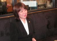 川口市 行政書士 矢作行政書士事務所の矢作美佳先生を取材!! 写真