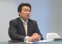 中野区 株式会社エイムの山内尚人先生を取材!! 写真