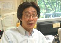 新宿区 安田忠彦行政書士事務所の安田忠彦先生を取材!! 写真