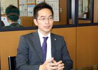 品川区 行政書士 メルクリウス総合行政書士事務所の吉尾一朗先生を取材!! 写真